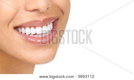 Frau Zähne