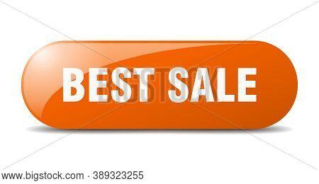 Best Sale Button. Best Sale Sign. Key. Push Button.