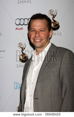 LOS ANGELES - SEP 21:  Jon Cryer arrives at the Primetime Emmys Performers Nominee Reception at Spectra by Wolfgang Puck on September 21, 2012 in Los Angeles, CA