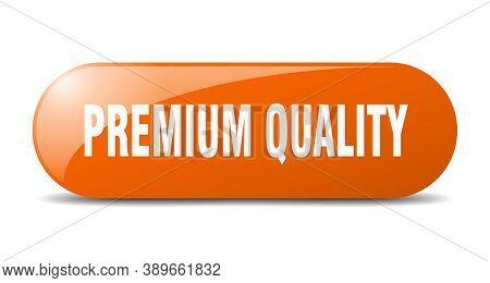 Premium Quality Button. Premium Quality Sign. Key. Push Button.