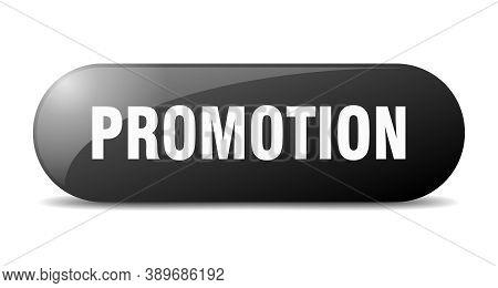 Promotion Button. Promotion Sign. Key. Push Button.