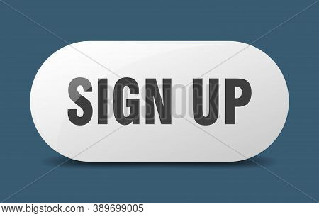 Sign Up Button. Sign Up Sign. Key. Push Button.