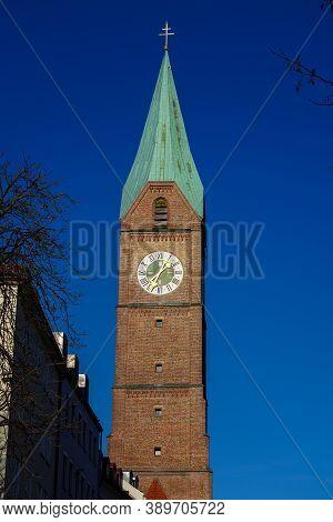 Church Of All Saints, German: Allerheiligenkirche Am Kreuz, Also Known As Holy Cross Church Is A Cem