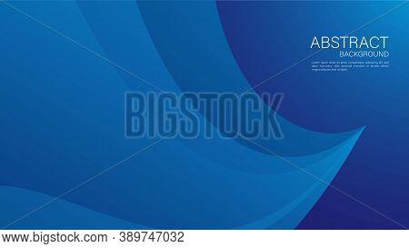 Blue Polygon Background2020-28