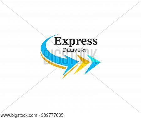 Arrow Icon Set Vector Illustration Logo Template