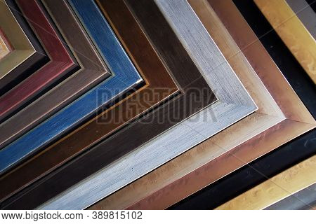 Old Frames Texture