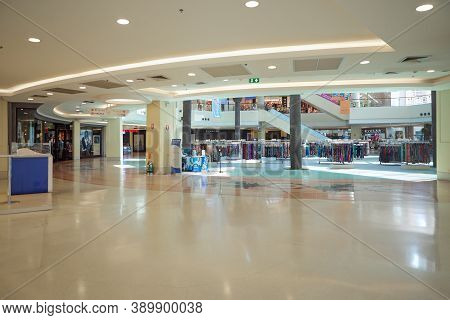 August 2020, Jungceylon Mall,phuket, Thailand. Jungceylon Is The Most Recognizable Super Mall In Phu