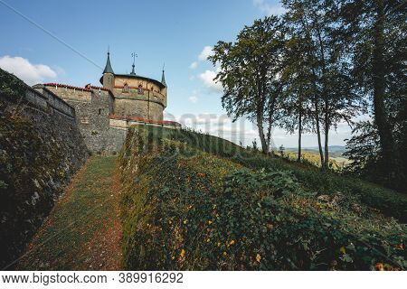 Schloss Lichtenstein, Castle In South Germany, 30 Sep 2020