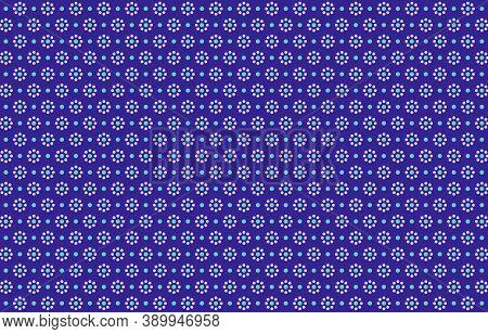 Blue Dots Pattern, Minimal Dot Pattern, Polka Dot Pattern Design, Blue Polka Dot Seamless Pattern, P