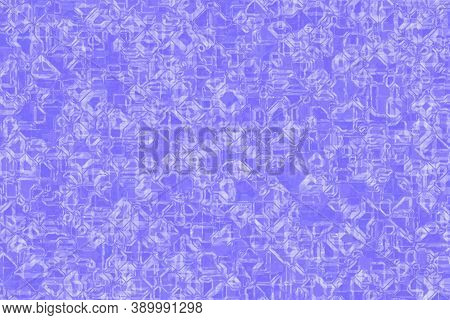 Amazing Blue Cybernetic Optic Wire Template Computer Graphic Background Illustration