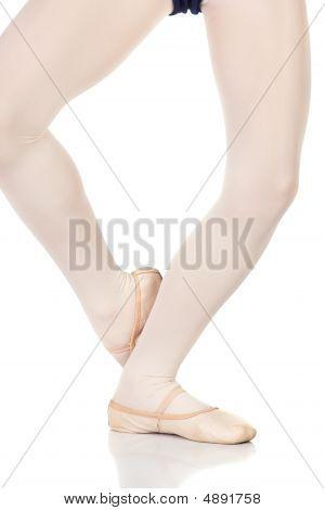 Ballet Feet Positions
