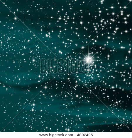 Stars Nebula