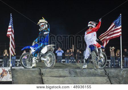 Freestyle Cowboys Motocross