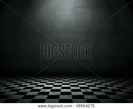 Grunge Empty Interior