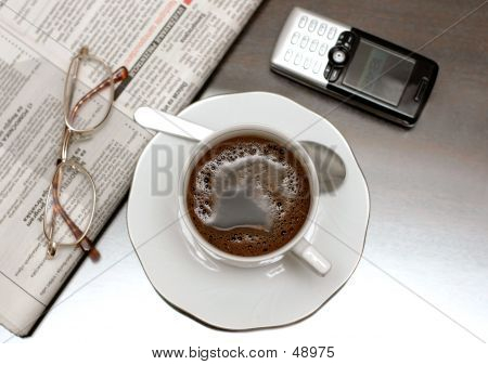 Coffee Break I