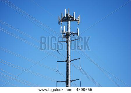 Handy Relay-Turm