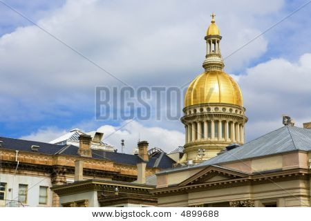 New Jersey State House Dome
