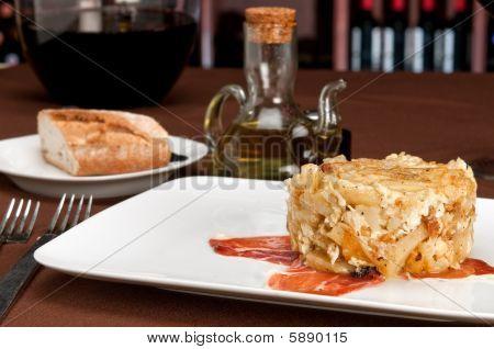 Spanish Appetizer