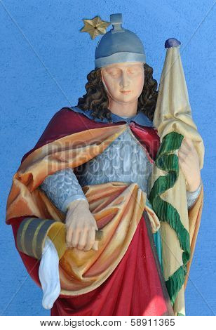 St. Florian patron saint of firefighters