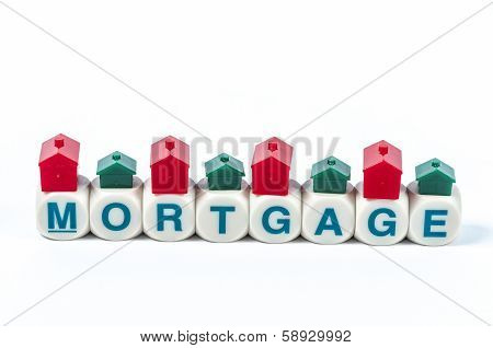 Mortgage Word Block