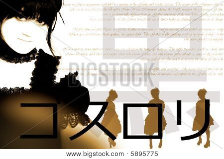 Gosurori Gothic Lolita Japanese Fashion Definition In English And Kanji