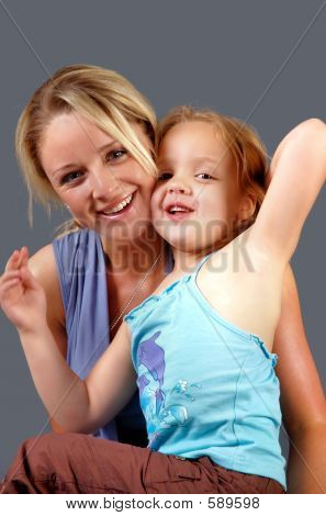 Mother And Daughter 9