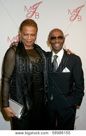 LOS ANGELES - FEB 9:  Thomas Blige, father of Mary J Blige at the Jada Pinkett Smith hosts a party to Celebrate Mary J.Blige  at Boulevard3 on February 9, 2007 in Los Angeles, CA