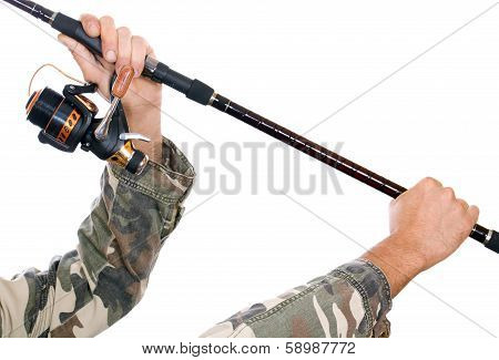 Cast A Fishing Rod