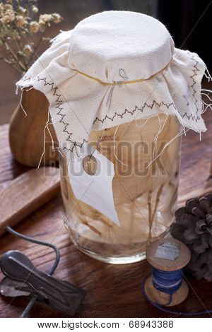 Jar For Home Decoration