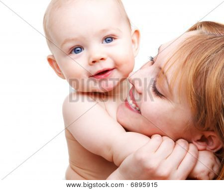 Baby And His Mother