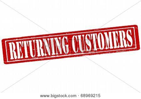 Returning Customers