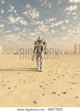 Future Soldier, Desert Patrol