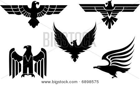 American Eagle Images Illustrations Vectors Free Bigstock