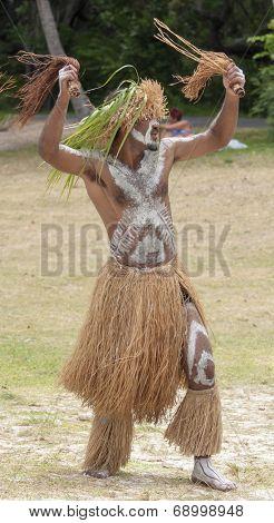 Male Kanak Dancer-3
