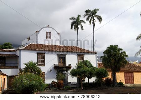 Canarian houses
