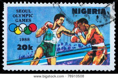Olimpics Games Seoul 1988