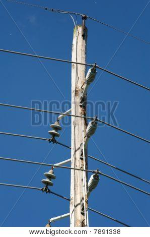 Power Pole Detail