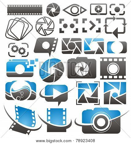 Photo Icons collection