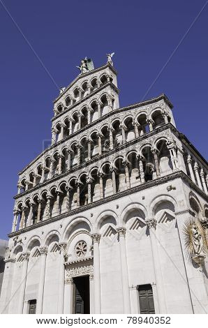 Cupola San Michele In Lucca