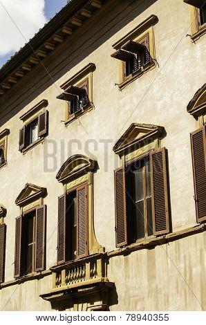 Balcony And Windows