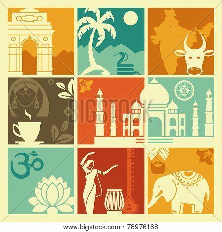 Symbols of India