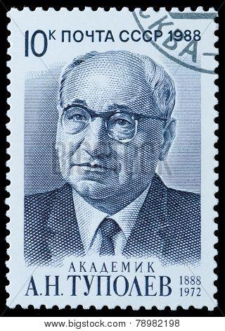 Academician A.n. Tupolev