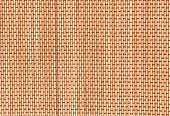 texture of a bamboo placemat up close poster
