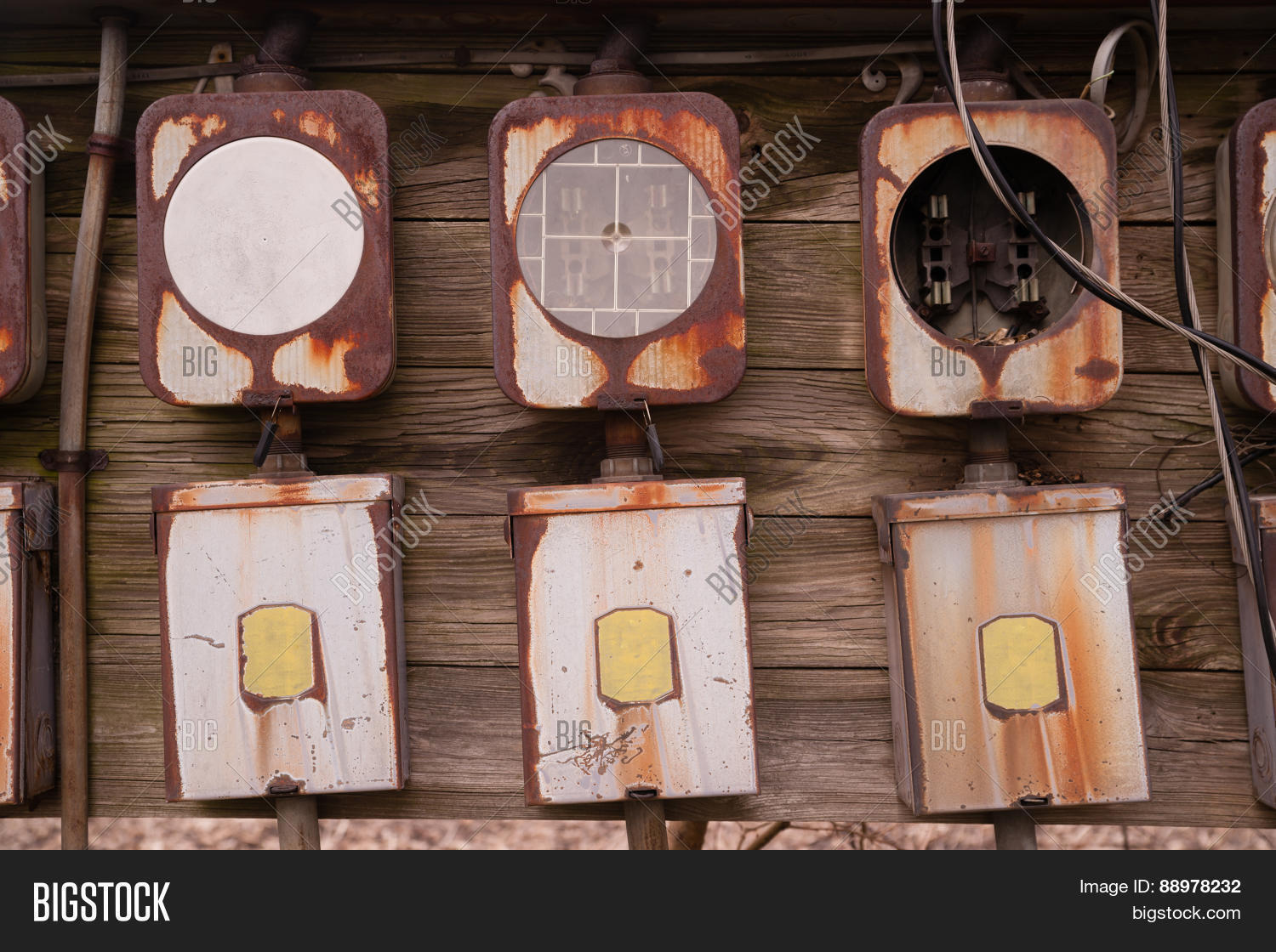 Old Home Fuse Box - Wiring Diagram