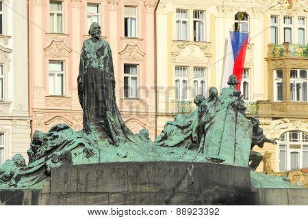 Old Town Square - Prague, Czech Republic