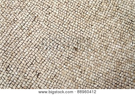 Stone Floor Texture, May Use As Background