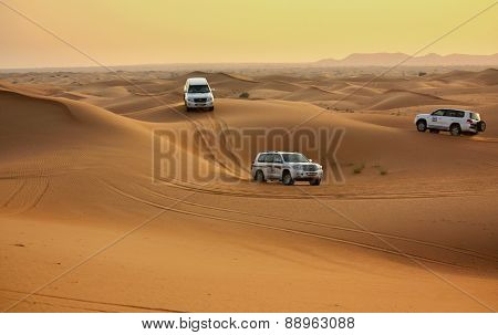 Jeep safari Dubai