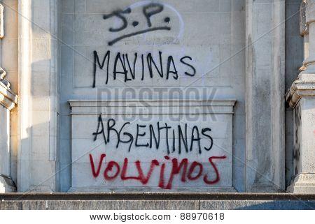 Torre De Los Ingleses - Buenos Aires, Argentina