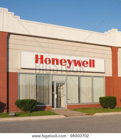 Honeywell Business Location