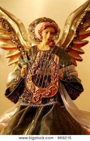 Xmas Angel Vert